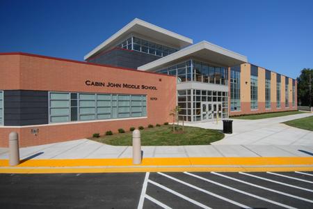 Cabin John Middle School