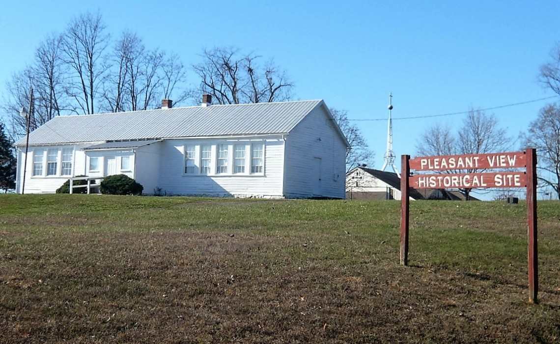 Pleasant View Historical School