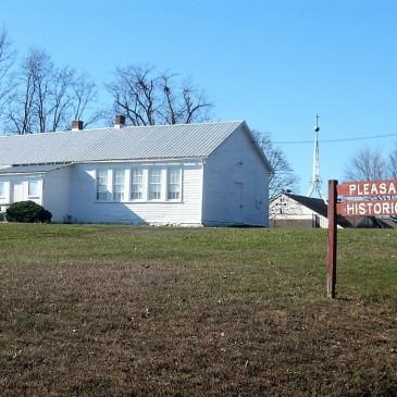 Pleasant View Church and School