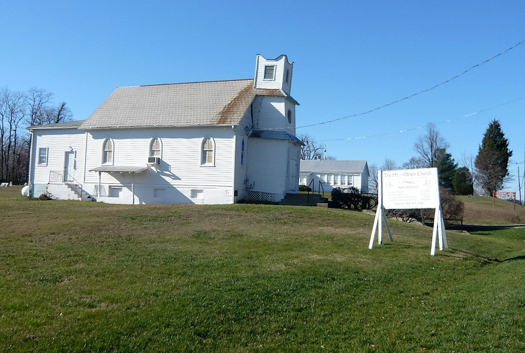 Pleasant View Historical Church