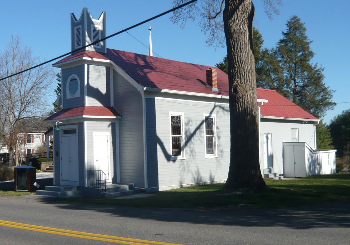 Poplar Grove Baptists Church Historical Site