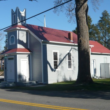 Poplar Grove Baptist Church
