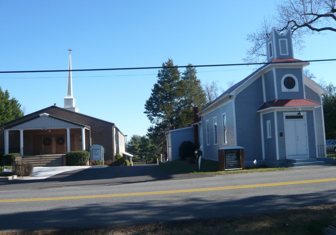 Poplar Grove Baptist Church Historical Site 2