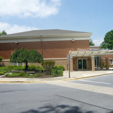 Quincy Orchard Library