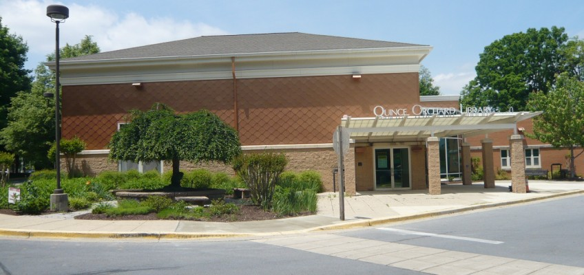 Quince Orchard Library