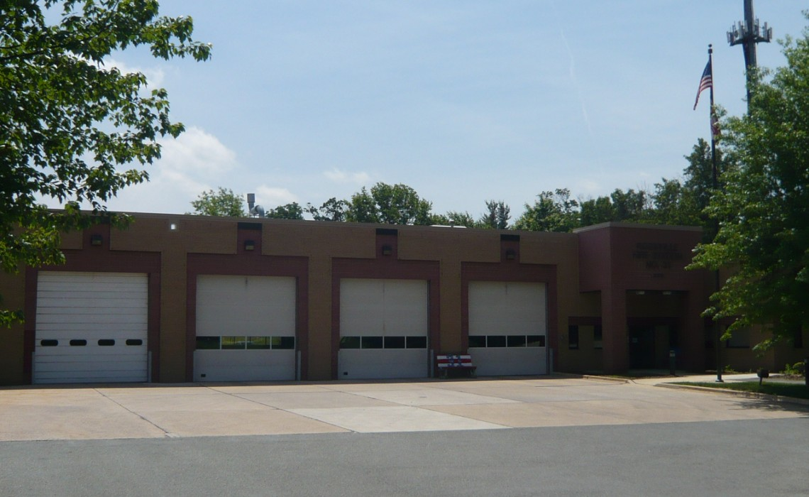 Fire Dept. Station NO. 31