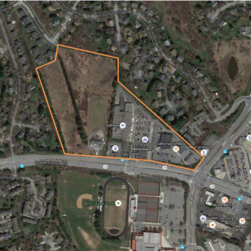 Update on Johnson Property Development:  The Chase at Quincy Orchard