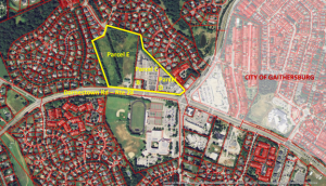 Johnson Property proposed for annexation to Gaithersburg