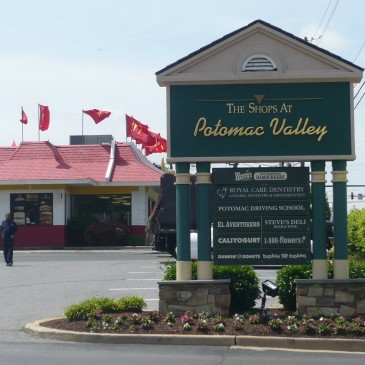 The Shops at Potomac Valley