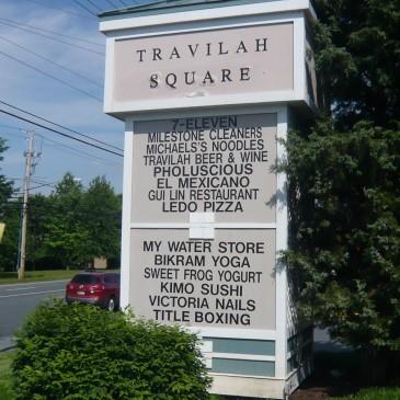 Travilah Square