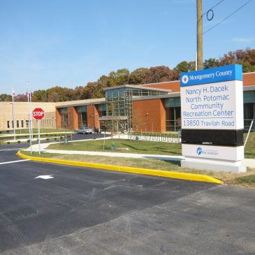 North Potomac Community Recreation Center
