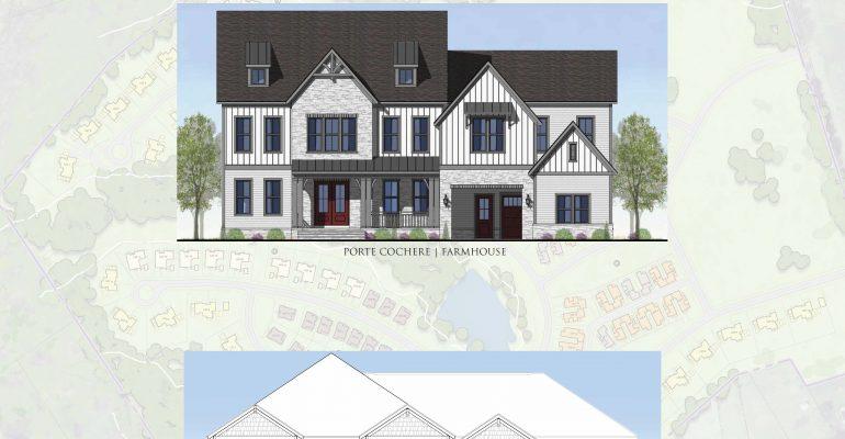 Hanson Farm architecture 1