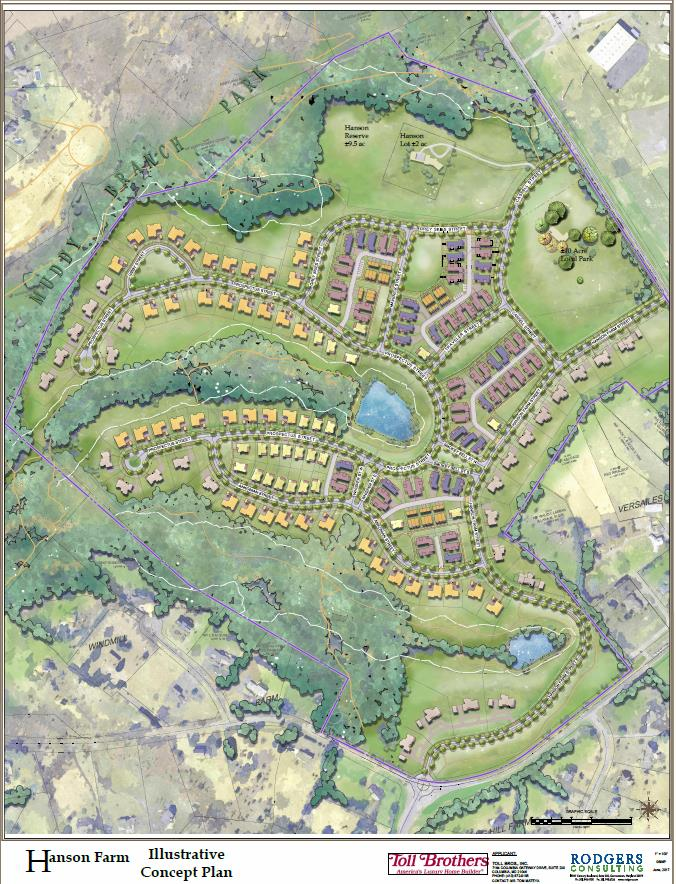 Hanson Farm Development Proposal June 2017