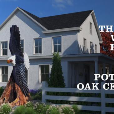 Proposed Sewer Line for Potomac Oak Center