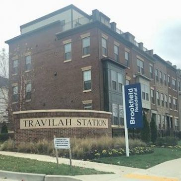 Update on New Residential Construction near Travilah Square